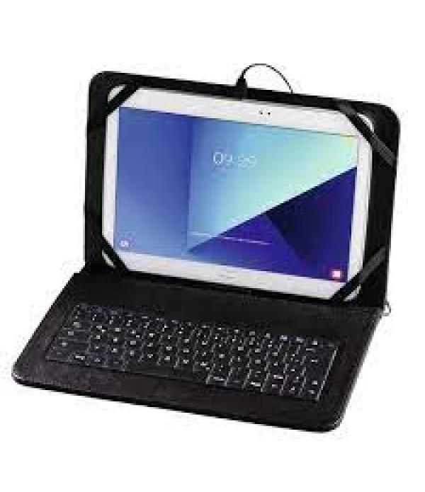 Husa Flip Cover cu tastatura pentru tableta 10.1&q...