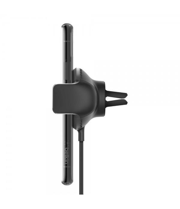 Incarcator wireless Vent Mount Belkin, 10W, Black