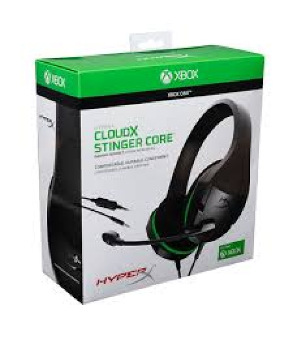 Casti gaming HyperX CloudX Stinger Core, Xbox