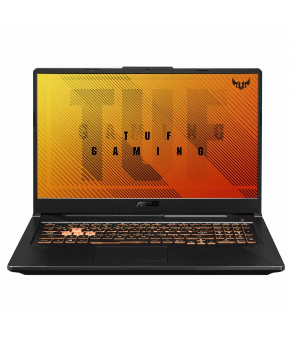 Laptop ASUS Gaming 17.3'' TUF A17 FA706IU, FHD 120Hz, Procesor AMD Ryzen™ 7 4800H (8M Cache, up to 4.20 GHz), 8GB DDR4, 512GB SSD, GeForce GTX 1660 Ti 6GB, No OS, Bonfire Black