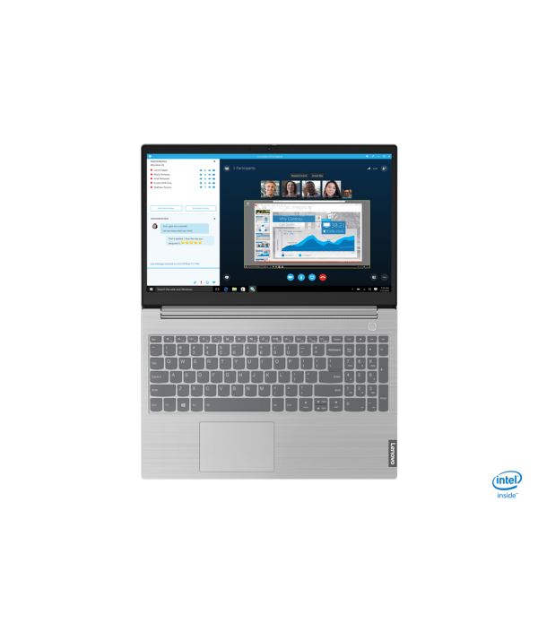 Laptop Lenovo ThinkBook 15-IIL cu procesor Intel®...