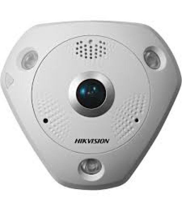 Camera de supraveghere Fisheye IP Hikvision DS-2CD...