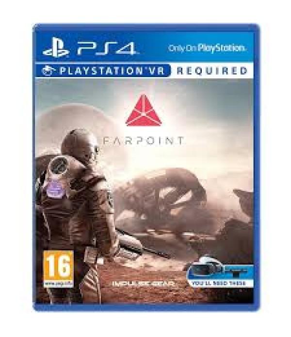 Joc VR Farpoint pentru PlayStation 4