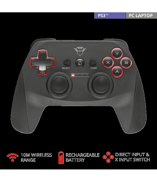 Gamepad Trust GXT 545 Yula Wireless Gamepad pentru...