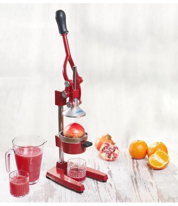 Storcator profesional Heinner, citrice/rodii, rosu