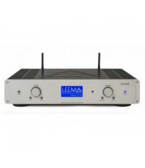 LEEMA QUASAR Amplificator integrat cu DAC si strea...