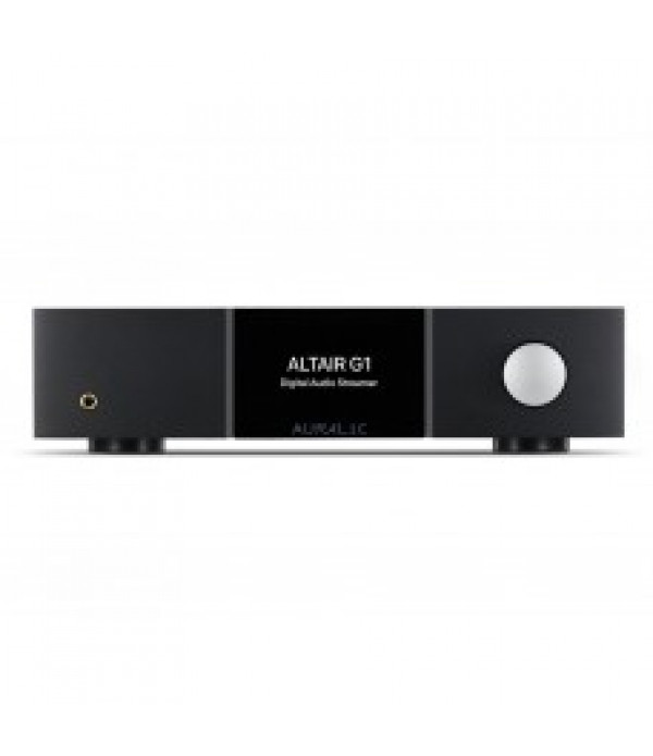 Streaming and Convertor Digital/Analog (DAC) Aural...