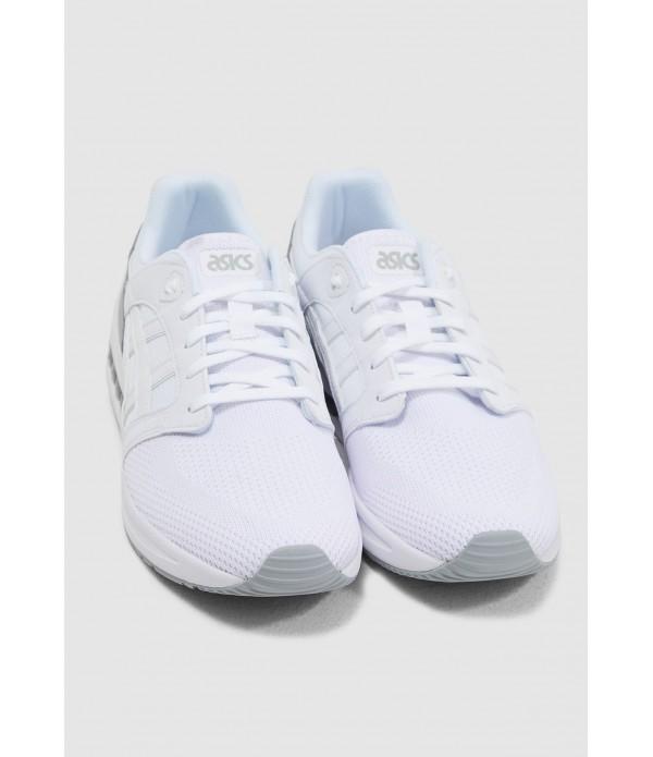 Asics, Pantofi sport din piele ecologica si materi...