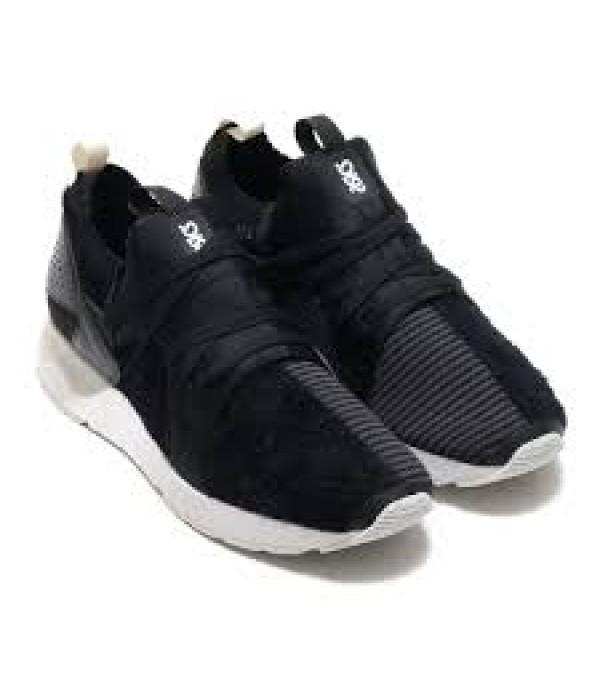 Asics, Pantofi sport slip-on Gel-Lyte V Sanze, Neg...