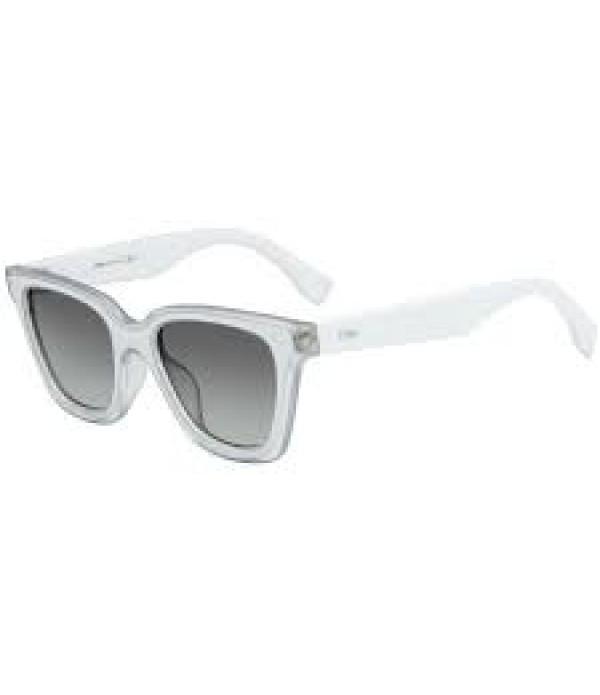 Ochelari de soare dama Fendi FF 0195/S KF0 MATT CR...