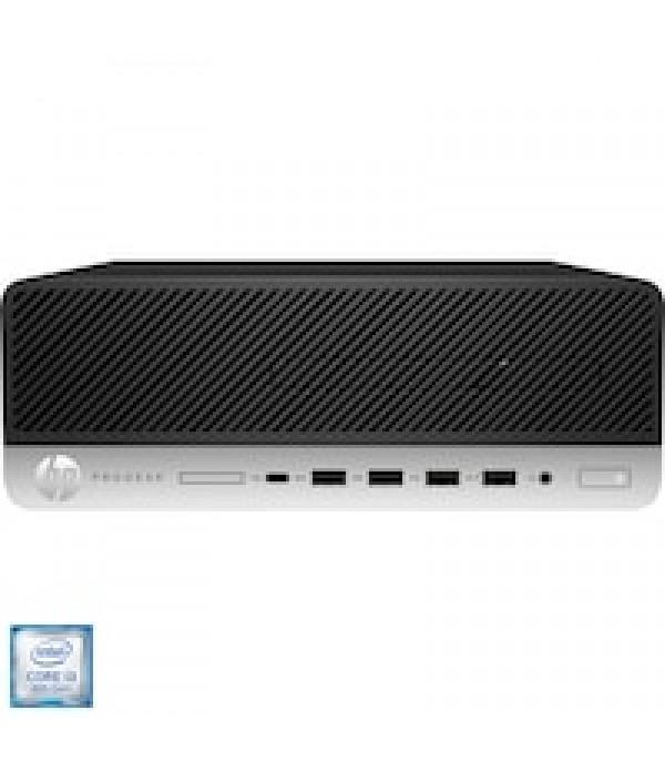 Sistem PC Desktop HP ProDesk 600 G4 SFF cu proceso...