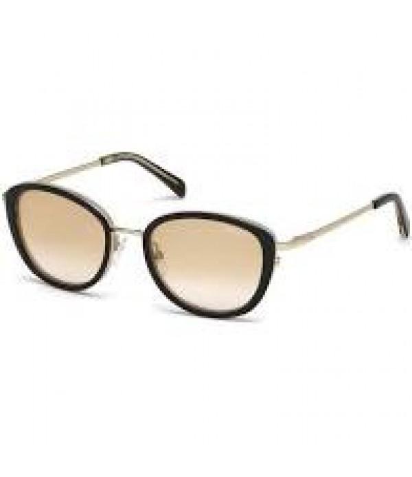 Emilio Pucci, Ochelari de soare ovali cu lentile i...