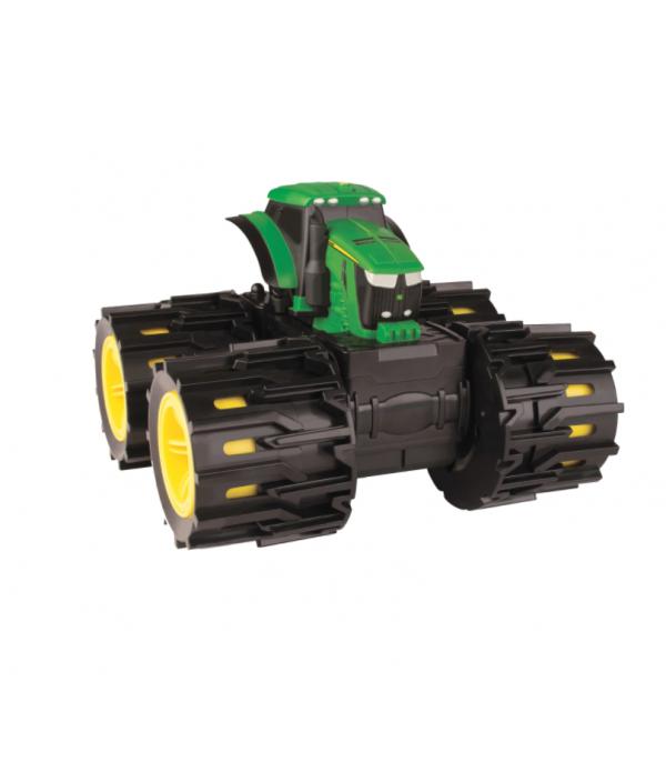 Tractor John Deere, Mega Wheels